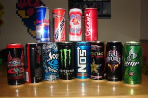 energy drinks pic of cans